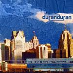 Duran Duran - Detroit 2003 (cover)