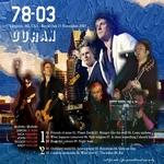 Duran Duran - Detroit 2003 (back cover)