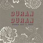 Duran Duran - Encore (Osaka) (cover)