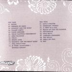 Duran Duran - Encore (Nagoya) (back cover)
