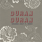 Duran Duran - Live In Osaka 2003 (cover)