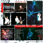 Duran Duran - Live In Osaka 2003 (back cover)