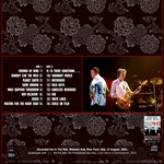 Duran Duran - Live In The Ritz 2003 (back cover)
