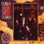 Duran Duran - Seven And The Ragged Tiger (cover)