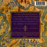 Duran Duran - Seven And The Ragged Tiger (back cover)