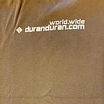 Duran Duran - 1978 T-shirt (back cover)