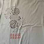 Duran Duran - 78-03 Blue T-shirt (cover)