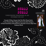 Duran Duran - Tower Theatre Philadelphia (back cover)
