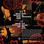 Duran Duran - Las Vegas 2003 2LP (back cover)