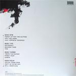 Duran Duran - Astronaut 2LP (back cover)