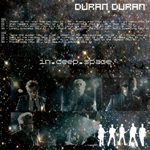 Duran Duran - In Deep Space (back cover)