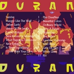 Duran Duran - The Point Dublin 2004 (back cover)