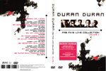 Duran Duran - Fab Five Live Collection Vol.1 (cover)