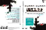 Duran Duran - Fab Five Live Collection Vol.2 (cover)