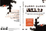Duran Duran - Fab Five Live Collection Vol.3 (cover)