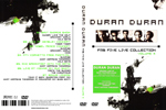 Duran Duran - Fab Five Live Collection Vol.4 (cover)