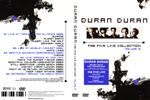 Duran Duran - Fab Five Live Collection Vol.5 (cover)