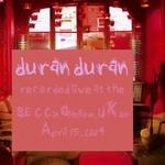 Duran Duran - Glasgow 2004 (back cover)