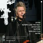 Duran Duran - Good Morning America 2004 (back cover)