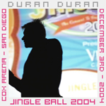 Duran Duran - The Jingle Ball 2004 (cover)