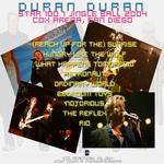 Duran Duran - The Jingle Ball 2004 (back cover)