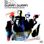 Duran Duran - Live Performances 2003-2004 (cover)