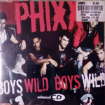 Phixx - Wild Boys (cover)