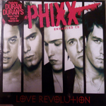 Phixx - Love Revolution (cover)