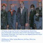 Duran Duran - Sheffield 2004 (back cover)