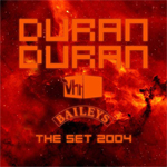 Duran Duran - The Set 2004 LP (cover)