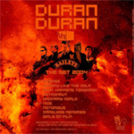 Duran Duran - The Set 2004 LP (back cover)