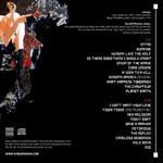 Duran Duran - Tiger Tiger (London 2004) (back cover)