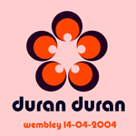 Duran Duran - Wembley Arena (2nd) (cover)
