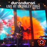 Duran Duran - Live At Wembley 2004 (4th) (cover)