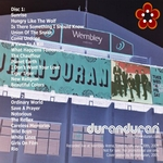 Duran Duran - Live At Wembley 2004 (4th) (back cover)