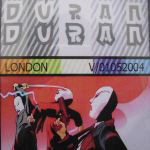 Duran Duran - Live At Wembley 2004 (5th) (cover)
