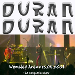 Duran Duran - Wembley 2004 (1st) (cover)