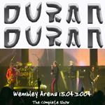 Duran Duran - Wembley Arena (1st) (cover)