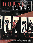 Duran Duran - Live At Wembley Arena (cover)