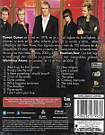 Duran Duran - Live At Wembley Arena (back cover)