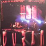 Duran Duran - Budapest 2005 (cover)