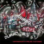 Duran Duran - Hammersmith Palais 2CD (cover)