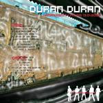 Duran Duran - Hammersmith Palais 2CD (back cover)