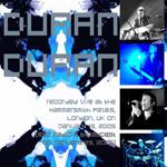 Duran Duran - Hammersmith Palais (back cover)