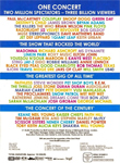 Duran Duran - Live 8: One Day One Concert One World (back cover)