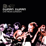 Duran Duran - Live From London 2LP (cover)