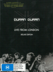 Duran Duran - Live From London (cover)