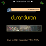 Duran Duran - Live In Oslo (cover)