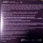 Phixx - Strange Love (back cover)