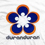 Duran Duran - White 5 Circles T-Shirt (cover)